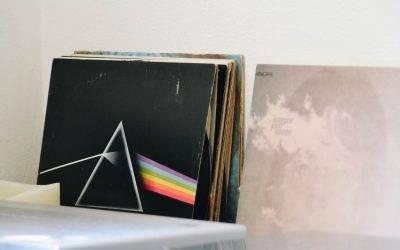 Rachat de disques anciens des années 1960 à 1980
