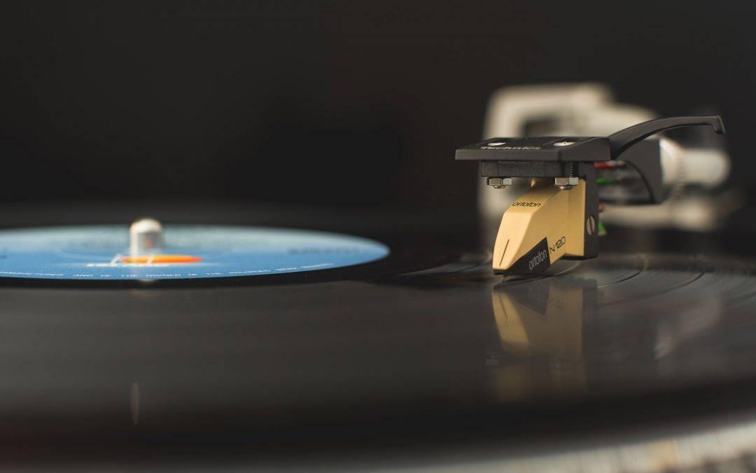 Rachat de disques vinyles 33 tours