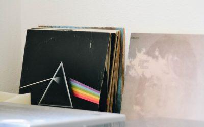 Rachat de vieux disques