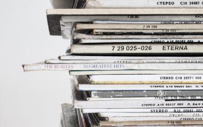 Vendre des vieux disques 33 tours