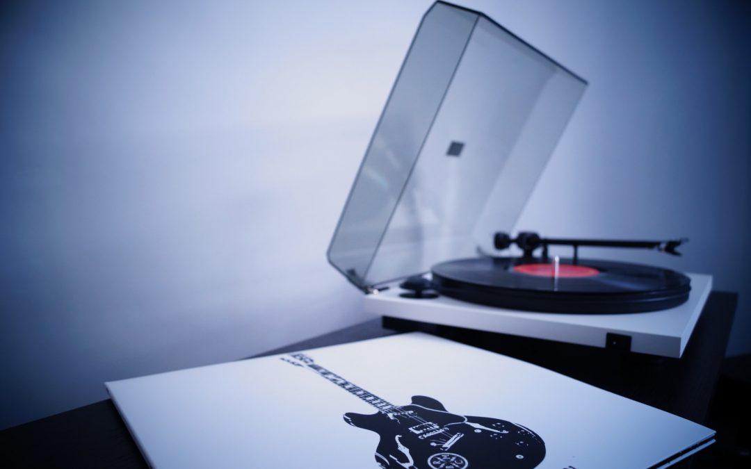 Rachat de disques vinyles d'occasion